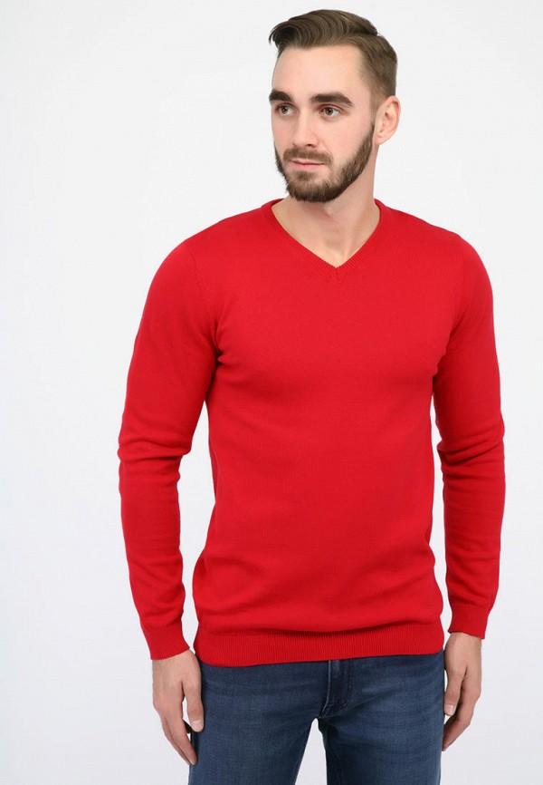 мужской пуловер pako lorente, красный