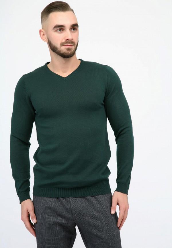 мужской пуловер pako lorente, зеленый