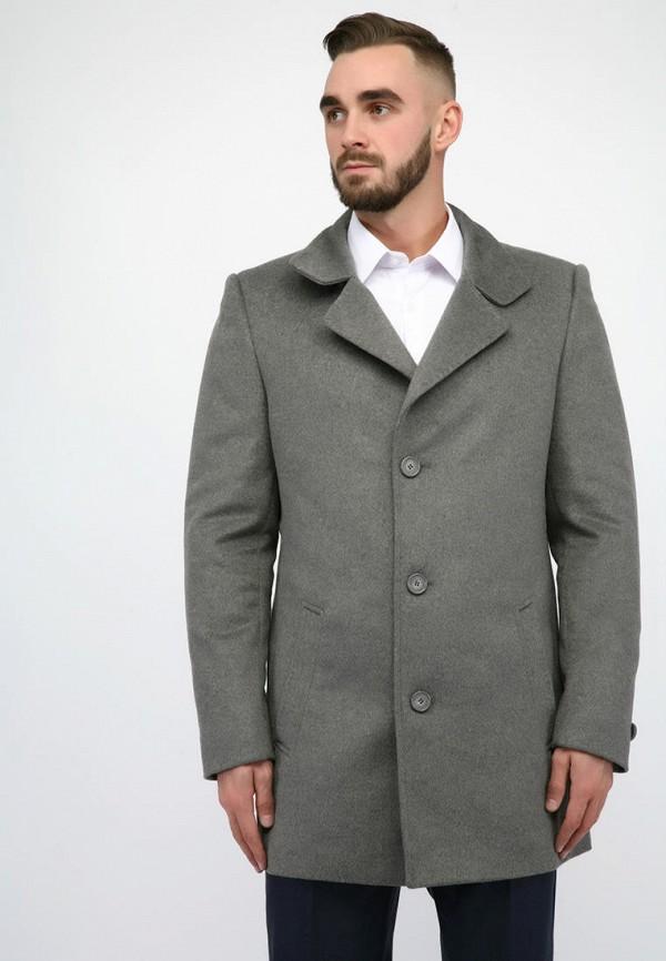 мужское пальто pako lorente, серое