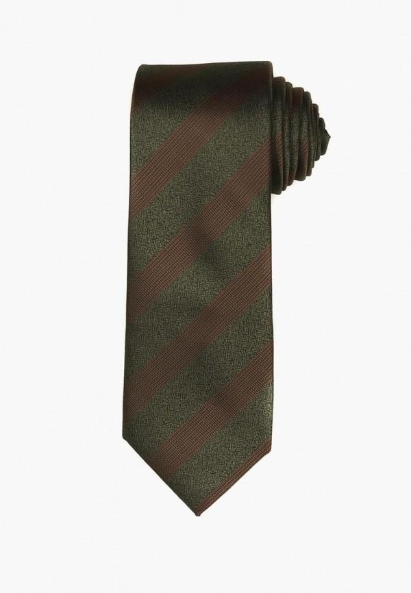 мужские галстуки и бабочки angelo bonetti, хаки