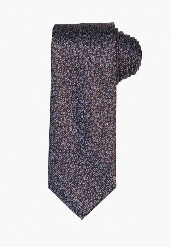 мужские галстуки и бабочки angelo bonetti, бордовые