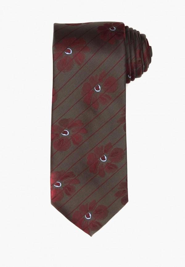 мужские галстуки и бабочки angelo bonetti, коричневые