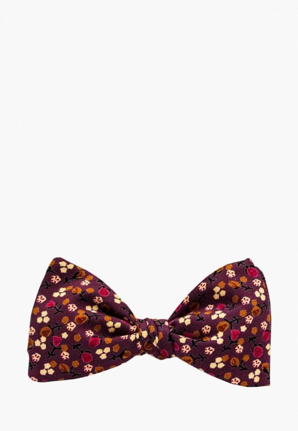 мужские галстуки и бабочки krago, фиолетовые