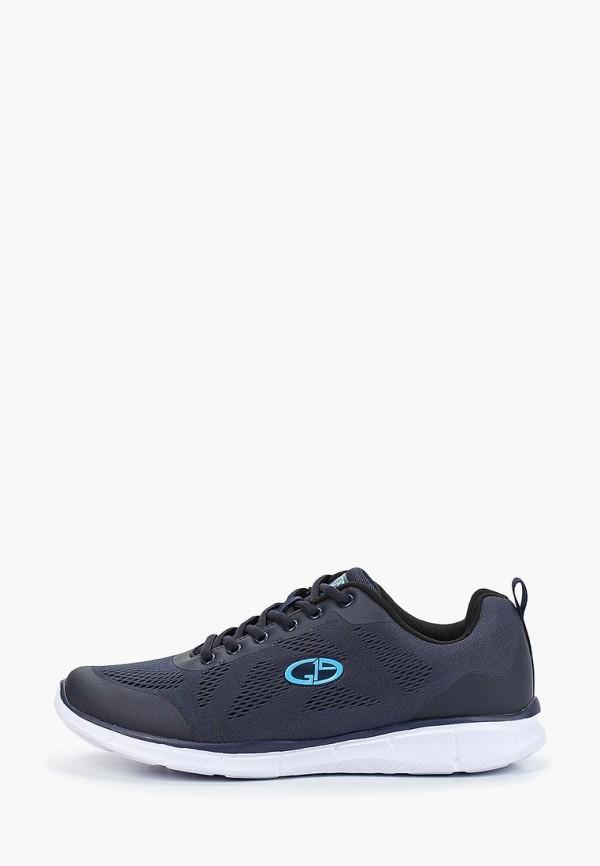 мужские кроссовки g19 sport non stop, синие