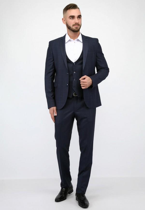 мужской костюм navi, синий