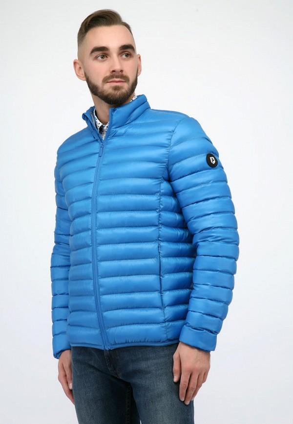 мужская куртка pako lorente, голубая