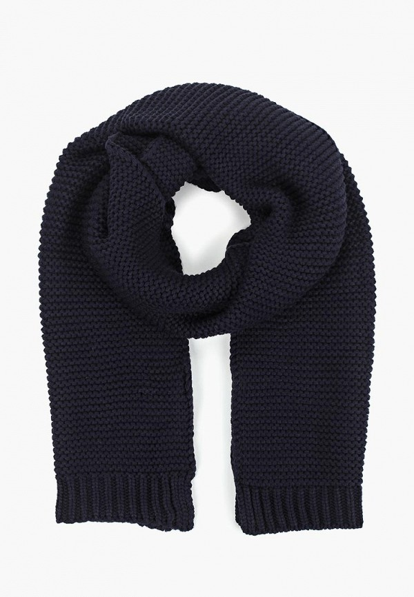 мужской шарф colin's, синий