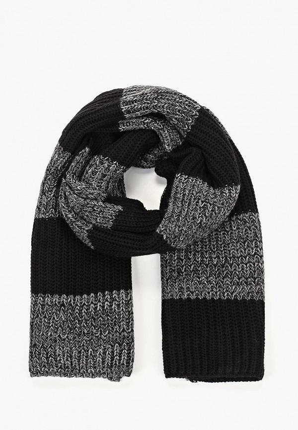 мужской шарф colin's, серый