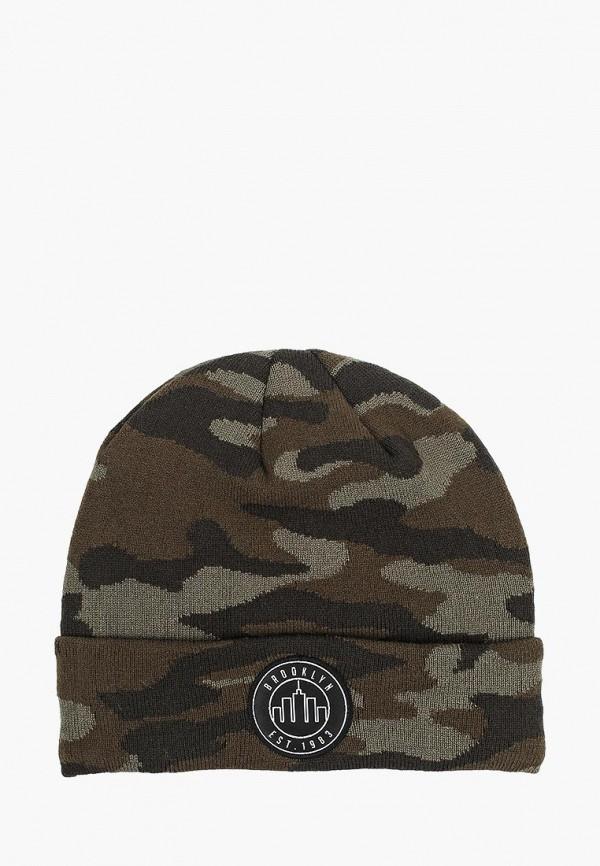мужская шапка colin's, хаки