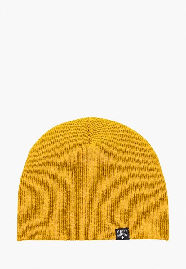 мужская шапка colin's, желтая