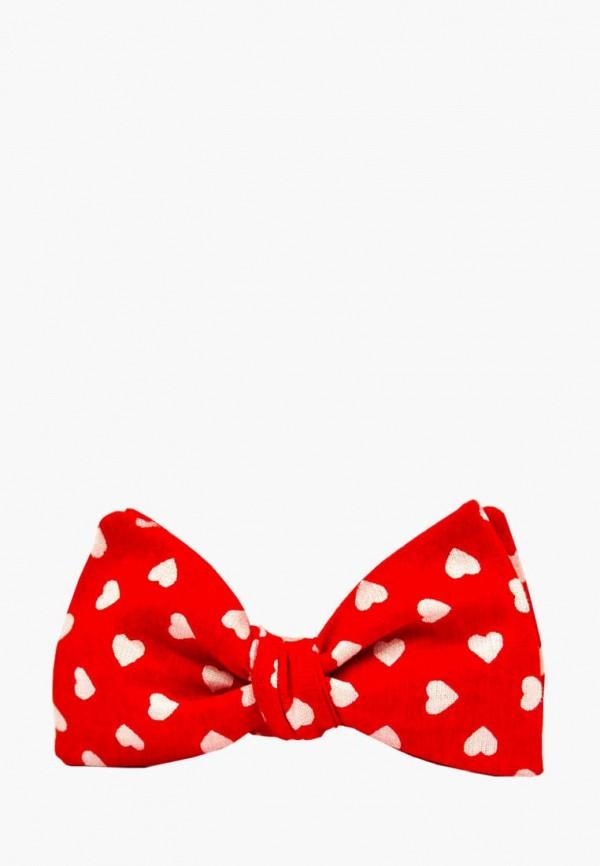 мужские галстуки и бабочки krago, красные