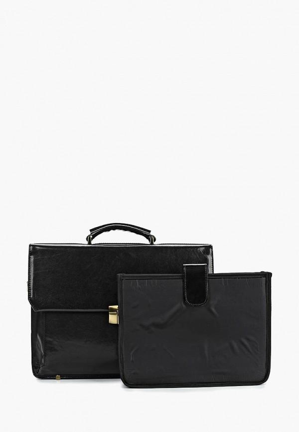 мужской портфель kofr, черный