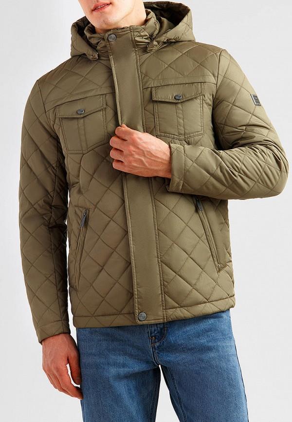 мужская куртка finn flare, хаки
