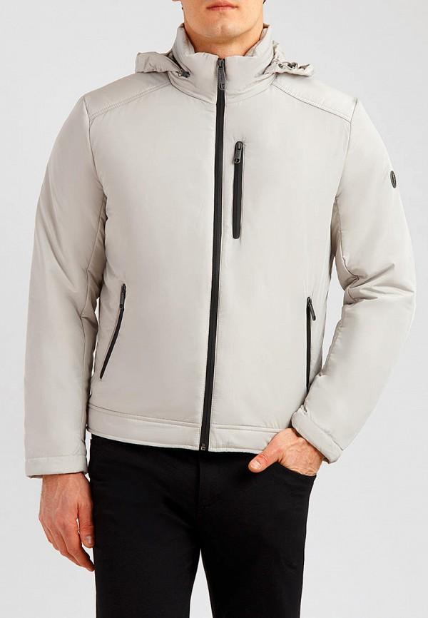 мужская куртка finn flare, серая