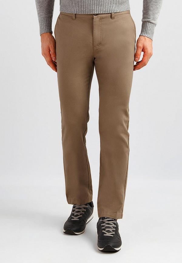 мужские прямые брюки finn flare, бежевые
