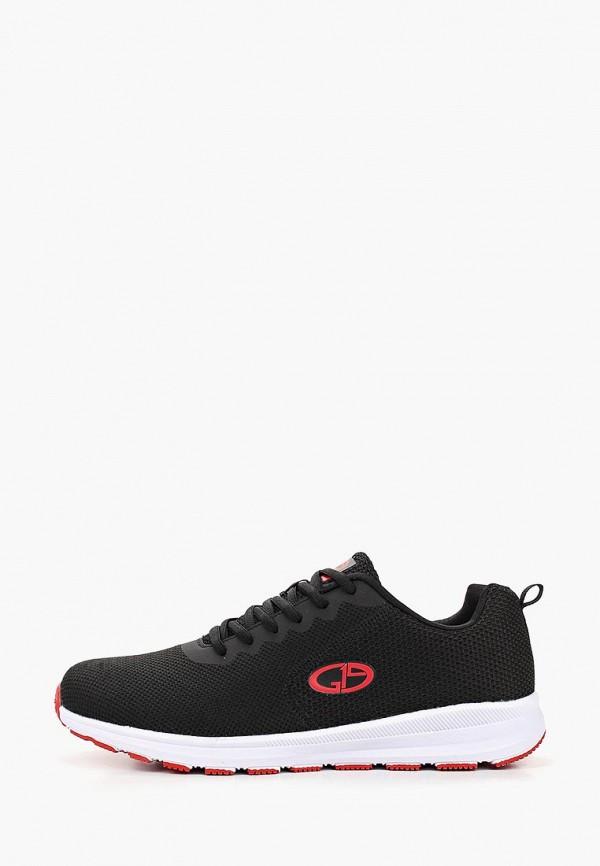 мужские кроссовки g19 sport non stop, черные