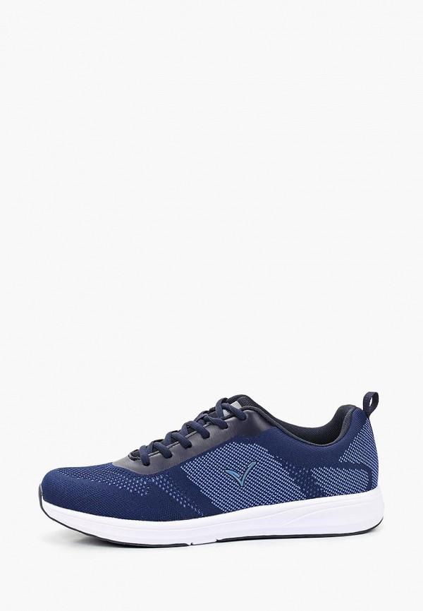 мужские кроссовки timejump, синие