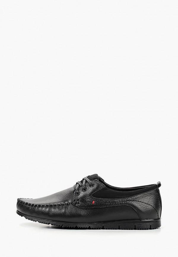 мужские туфли sairus, черные