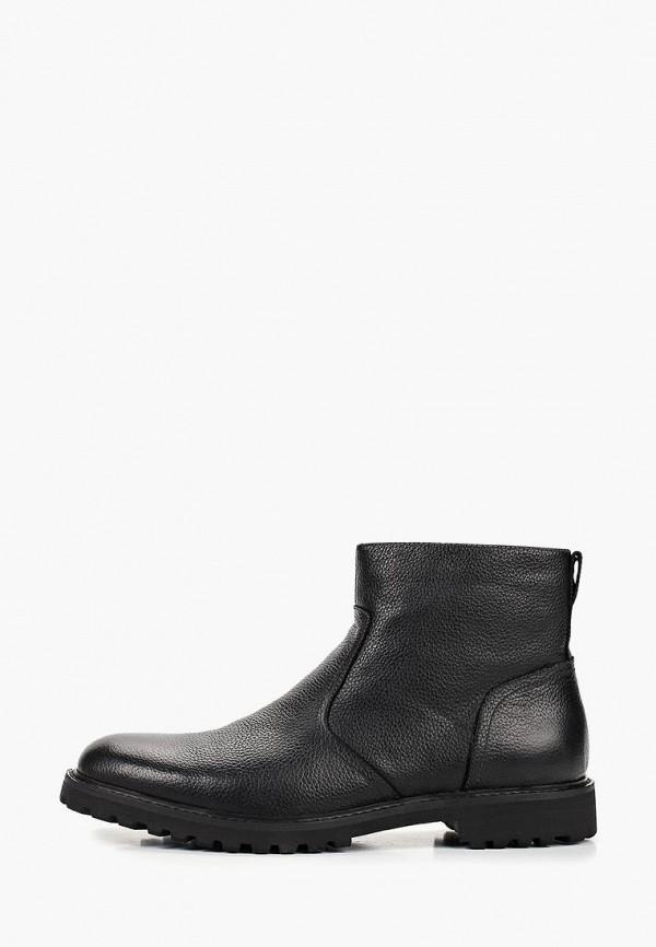 мужские сапоги m.shoes, черные