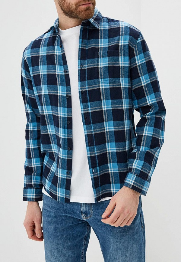 Купить Рубашка Colin's, mp002xm245ie, голубой, Весна-лето 2019