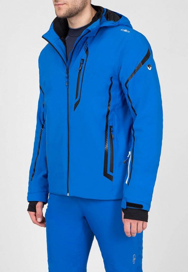 мужская куртка cmp, синяя