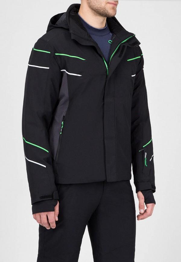 мужская куртка cmp, черная