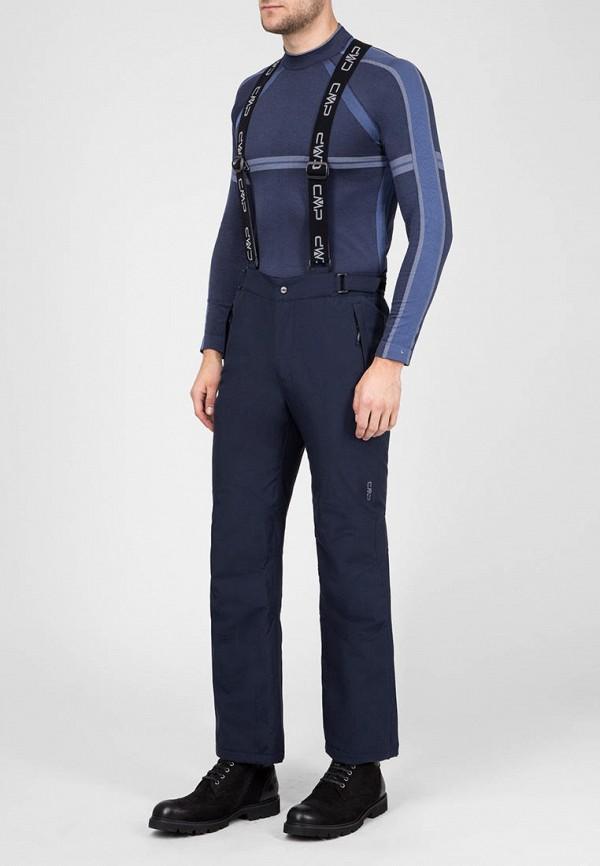мужские брюки cmp, синие