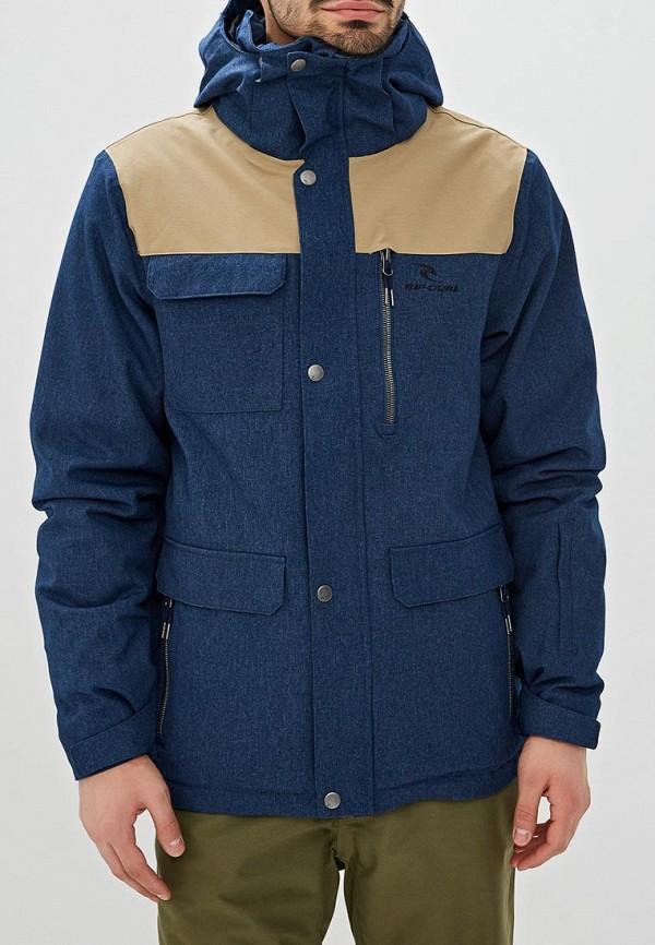 Куртка сноубордическая Rip Curl Rip Curl MP002XM245S6 рубашка в клетку rip curl faded check shirt indian teal