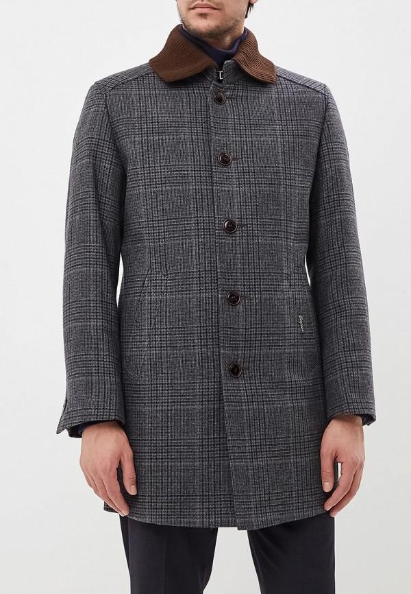 Купить Пальто Bazioni, mp002xm245ty, серый, Осень-зима 2018/2019