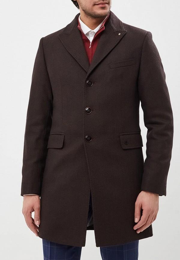 Купить Пальто Bazioni, mp002xm245tz, коричневый, Осень-зима 2018/2019