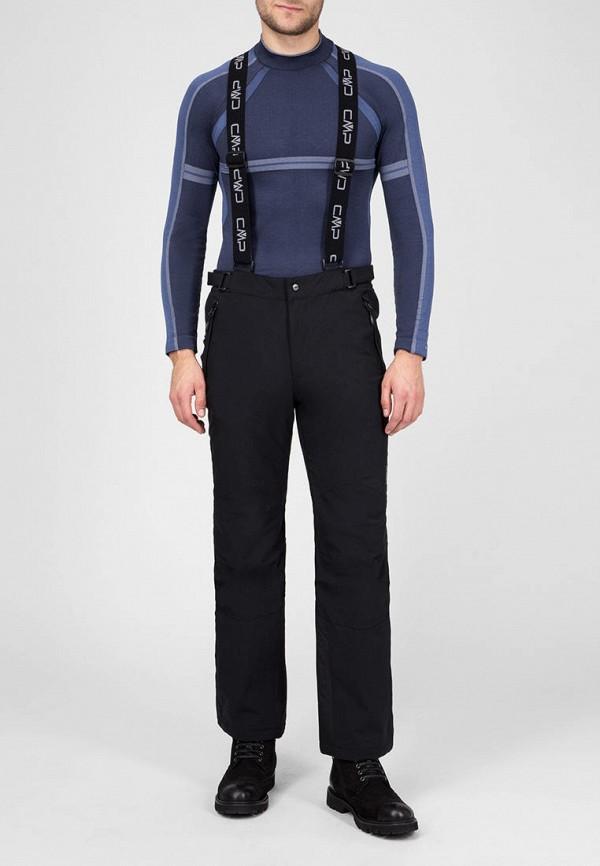 мужские брюки cmp, черные