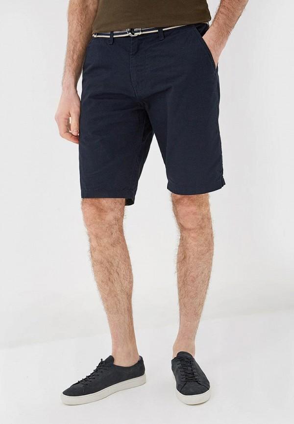 мужские повседневные шорты colin's, черные