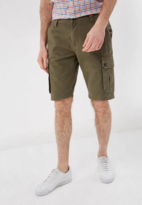 мужские повседневные шорты colin's, хаки