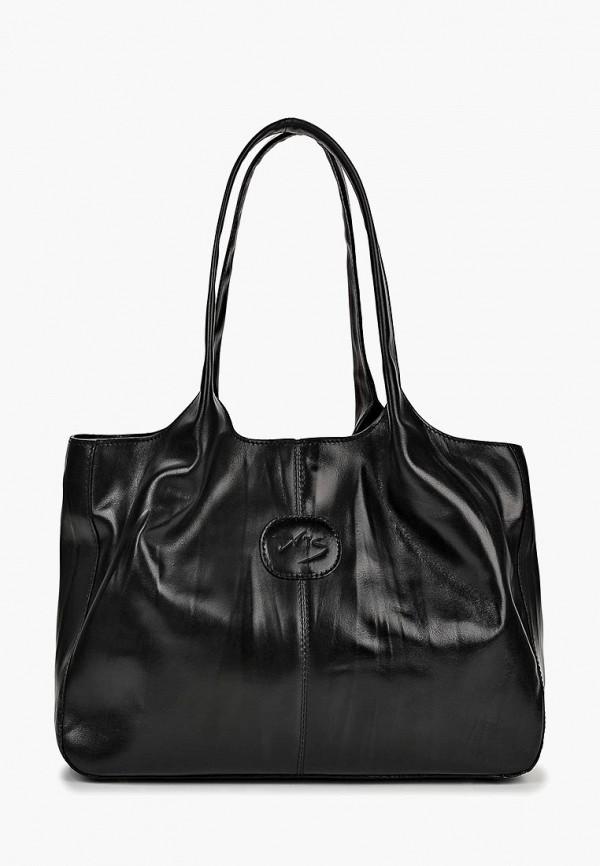 мужская сумка alexander tsiselsky, черная