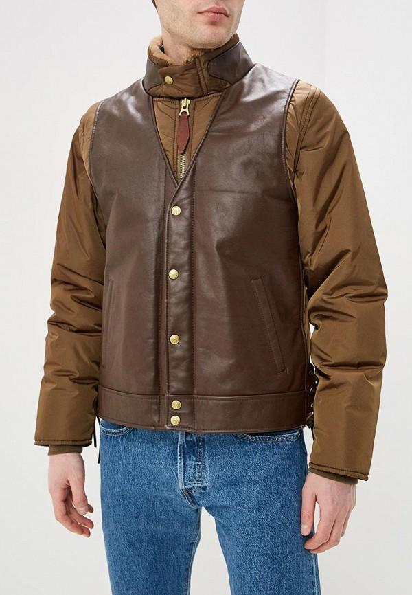 Куртка утепленная Schott N.Y.C. Schott N.Y.C. MP002XM246SN perfecto by schott n y c куртка