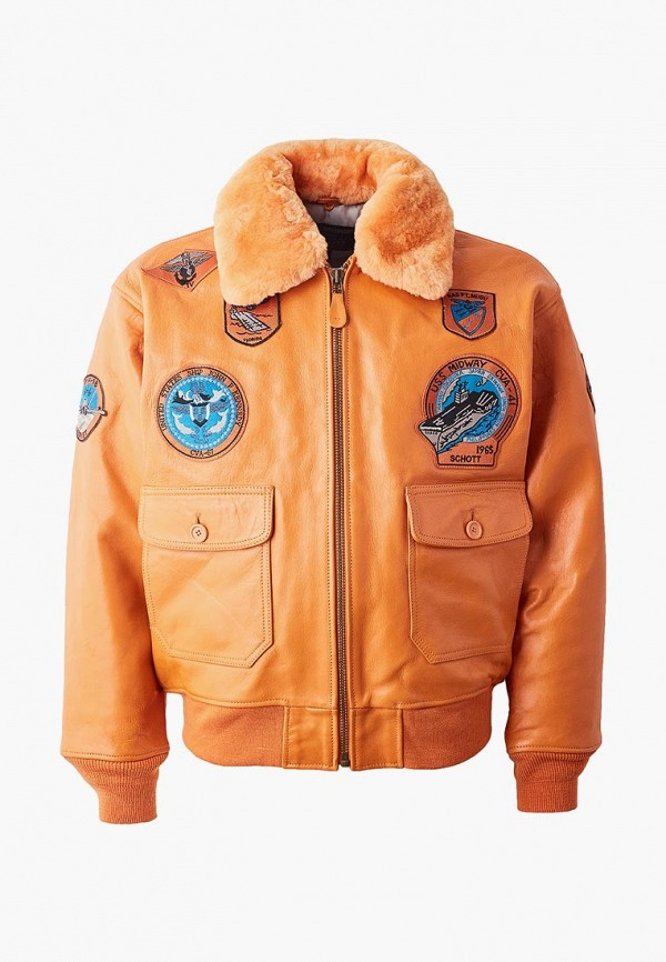 Куртка кожаная Schott N.Y.C. Schott N.Y.C. MP002XM246SX perfecto by schott n y c куртка