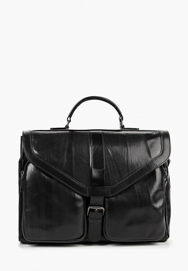 мужской портфель alexander tsiselsky, черный