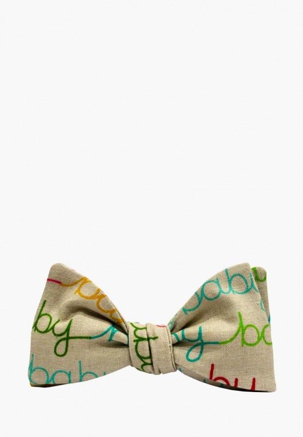 мужские галстуки и бабочки krago, серые