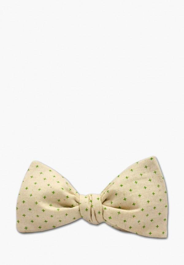 мужские галстуки и бабочки krago, бежевые