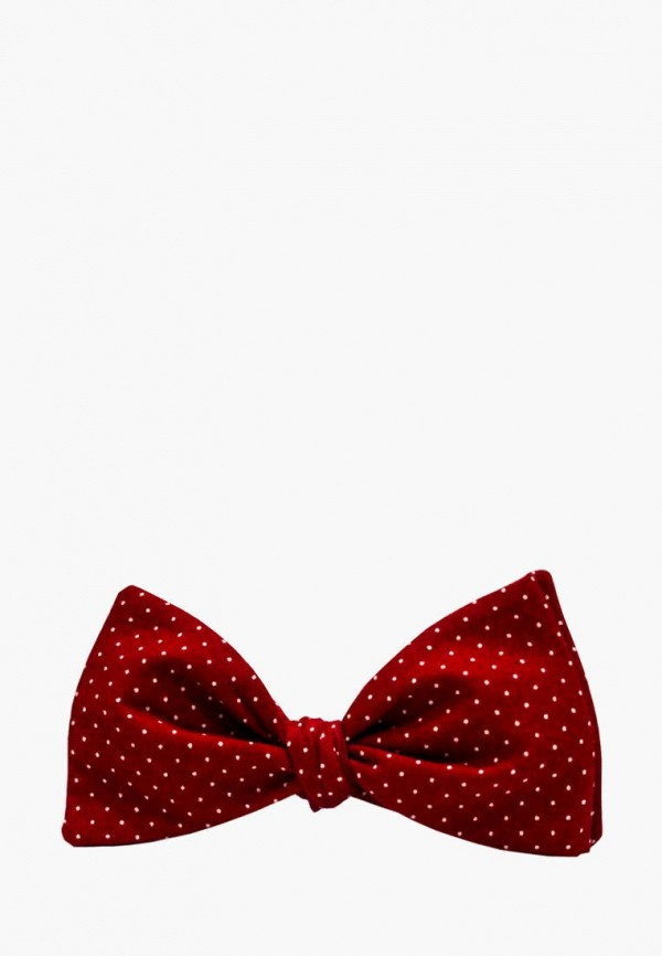 мужские галстуки и бабочки krago, бордовые