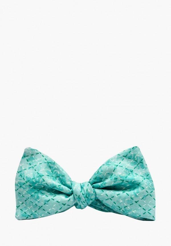 мужские галстуки и бабочки krago, голубые