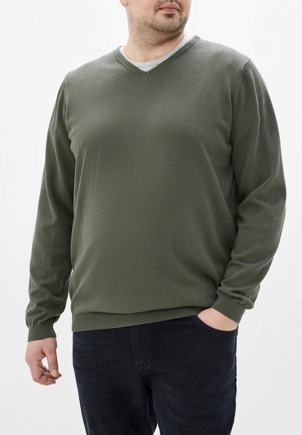 мужской пуловер galion, хаки