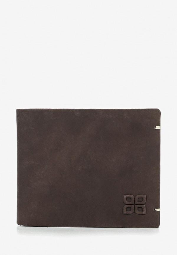 мужской кошелёк bouletta, коричневый