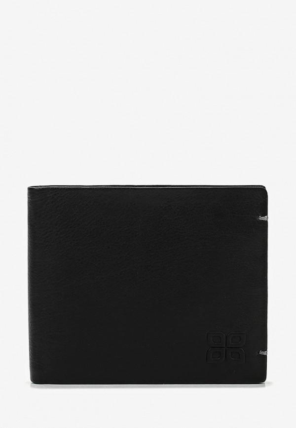 мужской кошелёк bouletta, черный