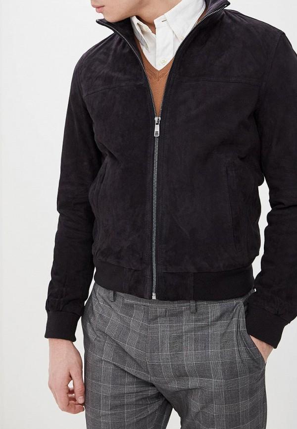 мужская куртка jorg weber, синяя