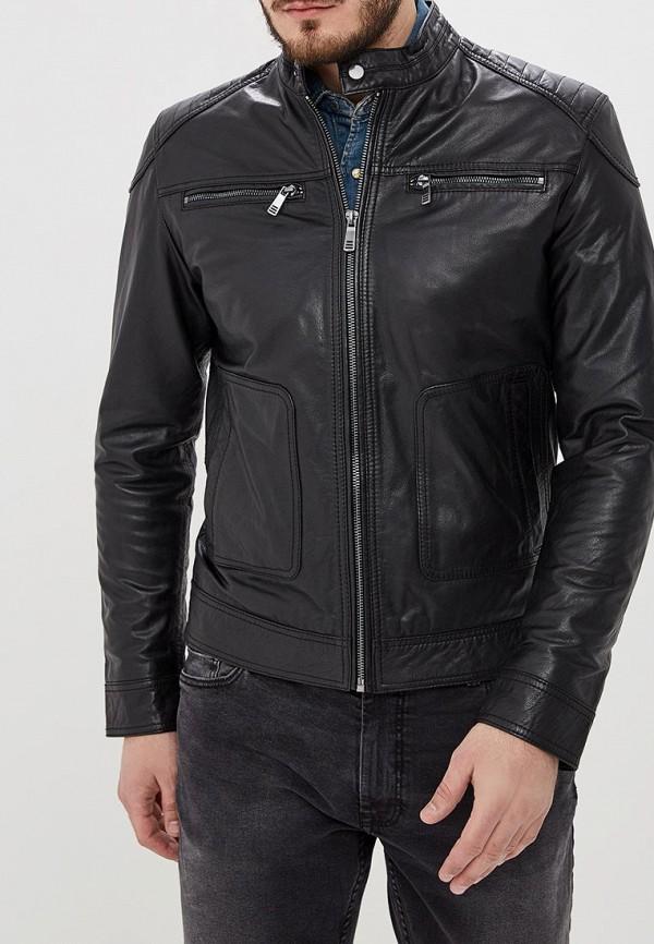 Куртка кожаная Jorg Weber Jorg Weber MP002XM24740 цена