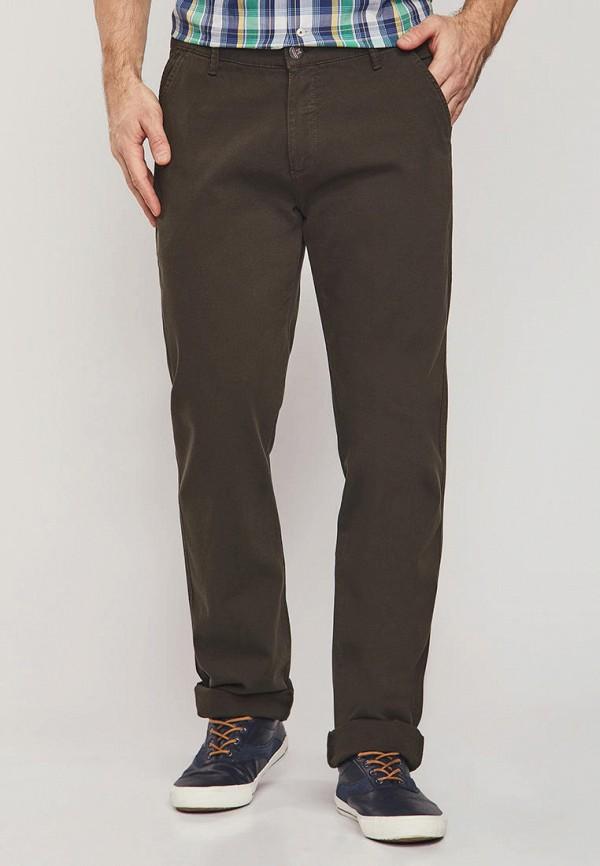 мужские прямые брюки mossmore, хаки
