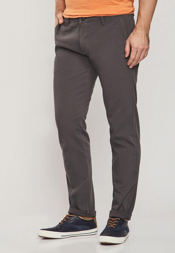 мужские повседневные брюки mossmore, серые