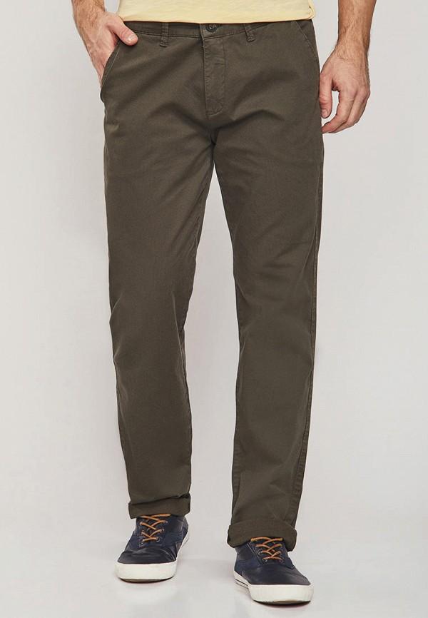 мужские повседневные брюки mossmore, хаки