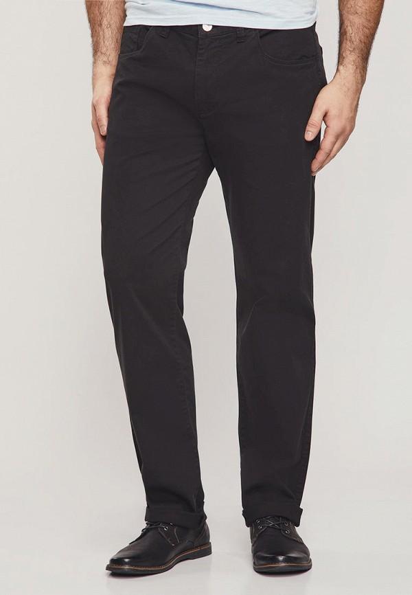 мужские повседневные брюки mossmore, черные
